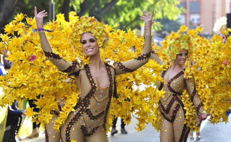 Desfile del martes del Carnaval de Cabezo de Torres