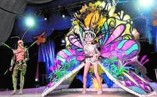 Santiago de la Ribera viste su carnaval de color y alegría en su 30 aniversario
