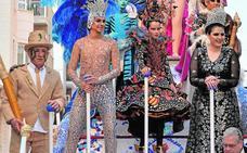 Los actos centrales del Carnaval atraen a cerca de 400.000 visitantes a Águilas