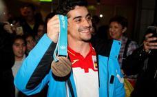 Javier Fernández: «La medalla de bronce no la cambiaría por nada»