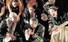 La prestigiosa compañía japonesa Ksec Act trae 'El público' al TCM