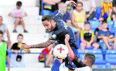 La puntería de Marc Fernández amenaza al Lorca Deportiva