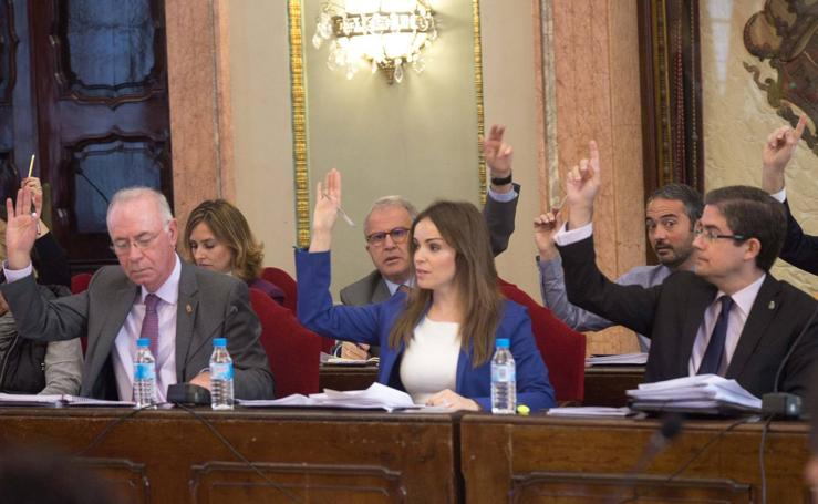 Ballesta gestionará los proyectos estratégicos y da más poder a Rebeca Pérez