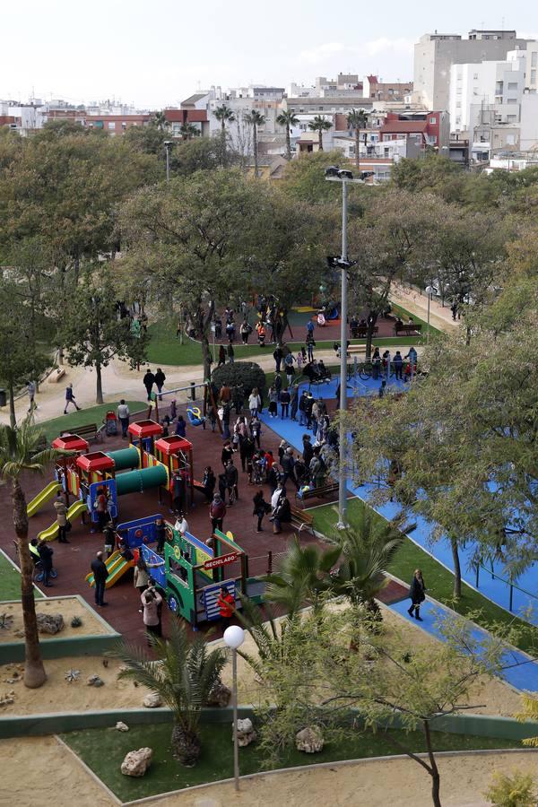 Actividades infantiles, salsa y juegos deportivos para dar la bienvenida al parque de Aviación de Alcantarilla