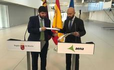 El aeropuerto de Corvera estará listo para operar en diciembre