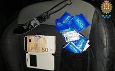 La Policía Local de Murcia detecta a una menor de 15 años ejerciendo la prostitución en la calle