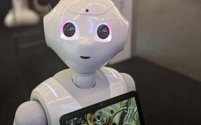 «En todas las casas habrá un robot que nos cuide»