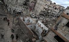 Putin ordena una tregua humanitaria diaria de cinco horas en Guta Oriental