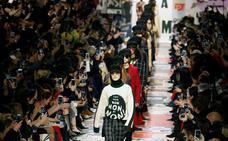 Dior celebra la mujer libre de mayo de 1968