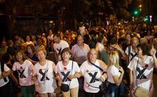La huelga feminista apoyará «la lucha de las mujeres de las vías» por el soterramiento