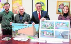 El Ciruelo dona 1,3 millones para un pabellón deportivo de uso público