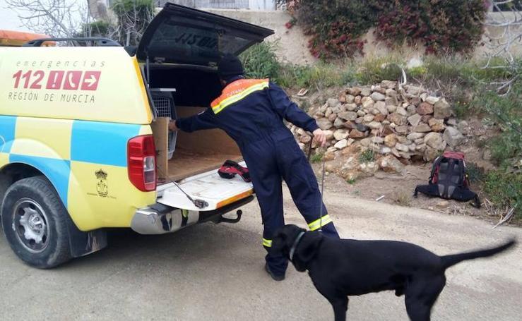 Protección Civil de Totana colabora en la búsqueda del niño de 8 años desaparecido en Almería