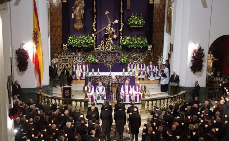 Un Miserere por la conversión en Cartagena