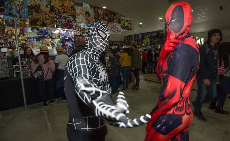 El manga y el cosplay toman IFEPA en el Winter Freak