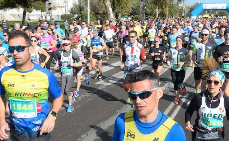 Media Maratón de Cartagena 2018
