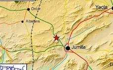 Pequeño temblor de dos grados en Jumilla