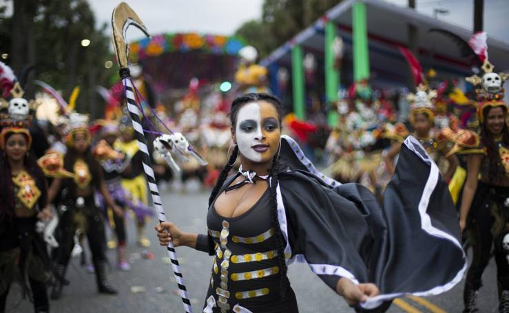 El Carnaval de nunca acabar
