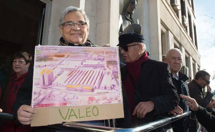 El juicio por el 'caso Valeo' se aplaza a este miércoles por la incomparecencia de un acusado