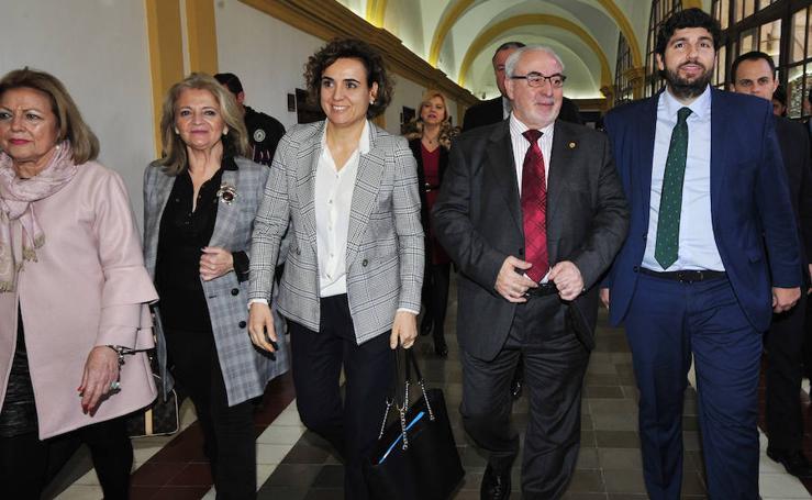 Dolors Montserrat pide no reducir la igualdad a «simples etiquetas»