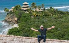 Un millonario busca en LinkedIn ayudante para cuidar su isla del Caribe