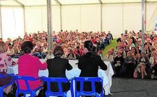 Más de 400 mujeres participan en la asamblea general de viudas