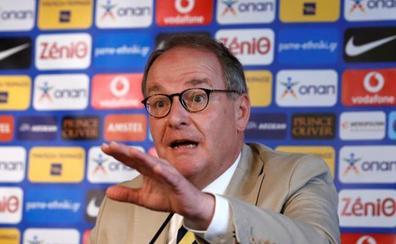 La FIFA cree que el fútbol griego está «al borde del precipicio»