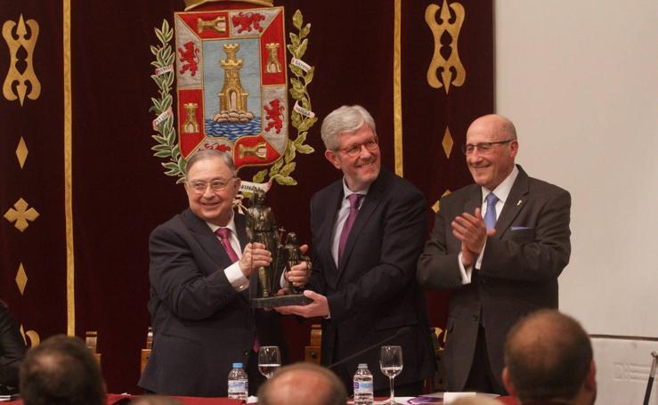 Domingo Bastida, Procesionista del Año 2018,