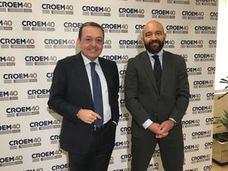 Apoyo unánime de Croem para mantener a Albarracín como presidente