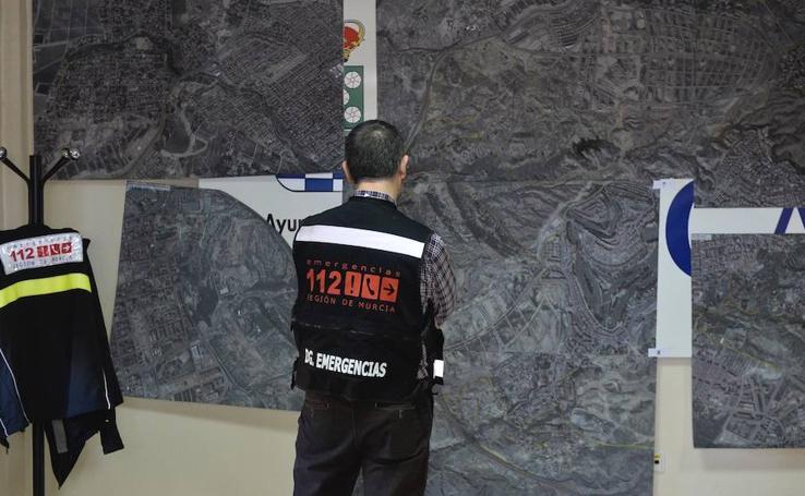 Unos 160 efectivos buscan sin descanso a la vecina de Molina desaparecida