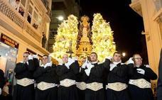 Horario y procesiones del Viernes Santo en Cartagena: 19 de abril de 2019
