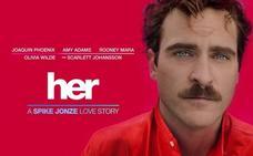 La película 'Her' abre un ciclo de cine jurídico