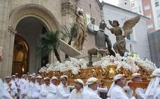 Horario y procesión de Domingo de Resurrección, 21 de abril de 2019, en Murcia