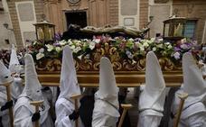 Horario y procesión de Sábado Santo, 20 de abril de 2019, en Murcia