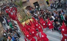 Horario y procesión de Sábado de Pasión, 13 de abril de 2019, en Murcia