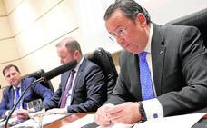 Solo se ejecutan cuatro de cada diez euros de la obra pública presupuestada en la Región