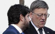 Miras y Puig abordarán reivindicaciones comunes en una cumbre de presidentes