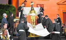 El Santo Desenclavamiento y la Pasión Viviente, actos únicos en Lorquí