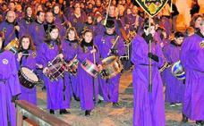 Miles de tambores se preparan para sonar en la ciudad