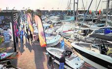 Vuelve la Feria Náutica Marina de las Salinas con lo último del sector