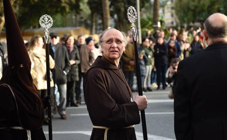Procesión de la Cofradía del Santísimo Cristo de la Fe de Murcia 2018