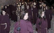 Horario y procesión de Miércoles Santo, 17 de abril de 2019, en Lorca