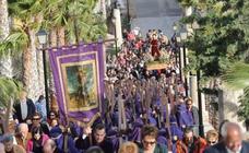 Horario y procesión de Viernes de Dolores, 12 de abril de 2019, en Lorca