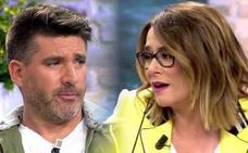 El tremendo corte de Toño Sanchís a Toñi Moreno en 'Viva la vida'
