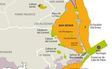 El Gobierno regional quiere aplicar el plan de gestión del Mar Menor antes del verano