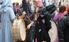 El estruendo de la tamborada ya resuena en Moratalla