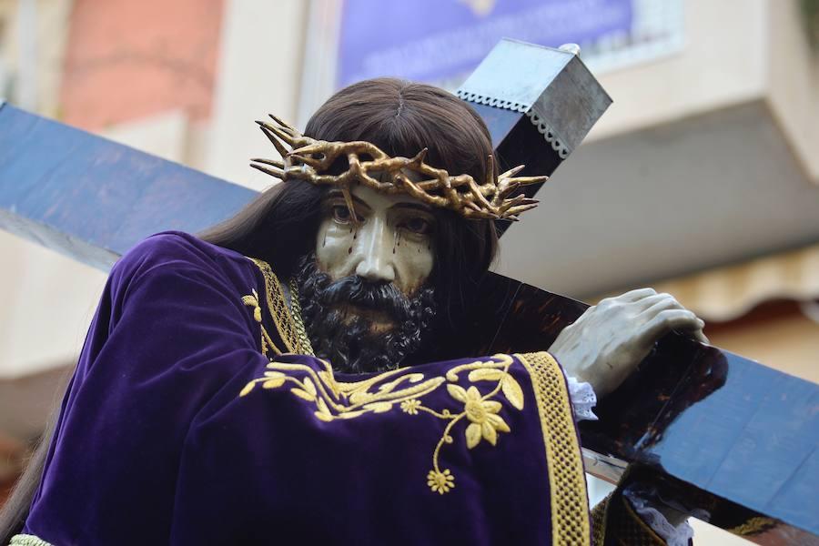 Los Salzillos, de cerca, y otros detalles de la procesión