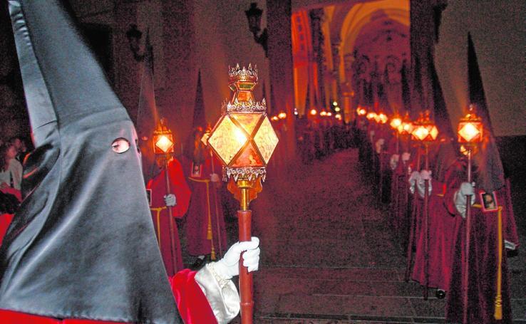 Procesión del Silencio en Cartagena