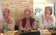 Iceta comparte comida con Barreiro en La Manga