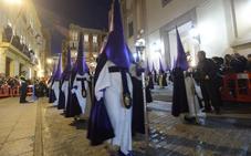 El Santo Entierro reafirma el luto de Cartagena por la muerte de Cristo