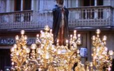 Imágenes históricas del Sábado Santo en Cartagena
